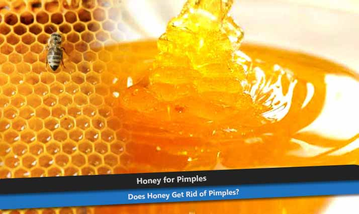 Honey for Pimples