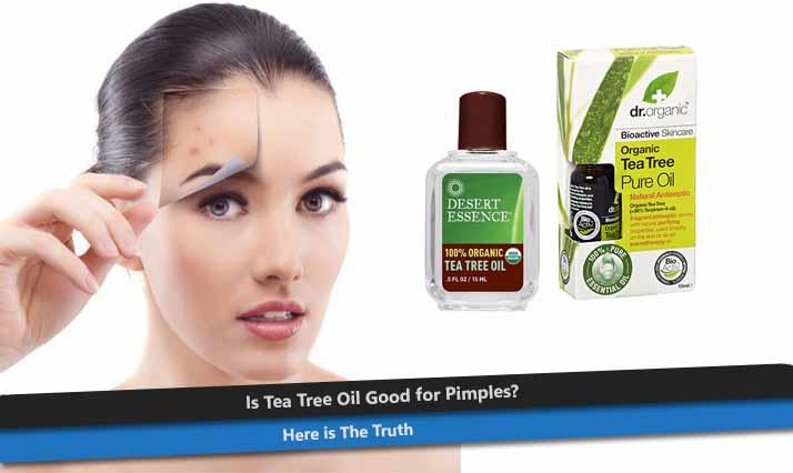 Tea Tree Oil for Pimples