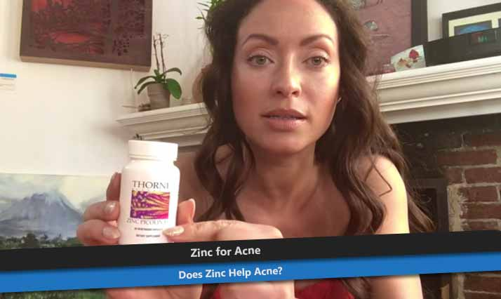 Zinc Picolinate for Acne