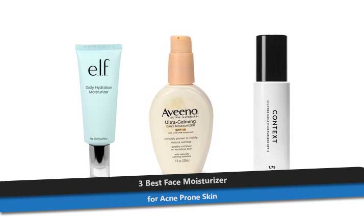 Skin best prone acne moisturizer facial for